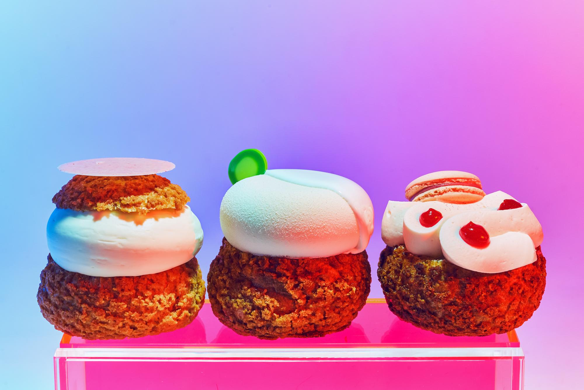 Indulgence Made Pretty: Beta5 Chocolates and Cream Puffs
